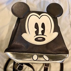 Authentic Disney Parks Mickey Backpack